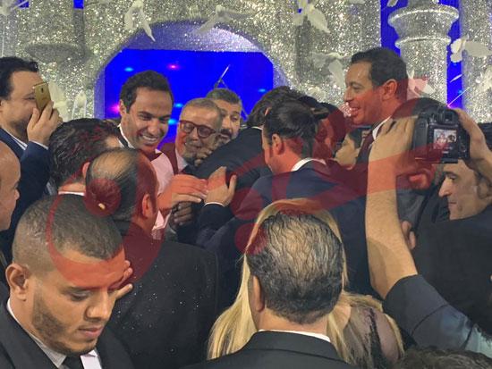 حفل زفاف أحمد فهمى وهنا الزاهد (34)