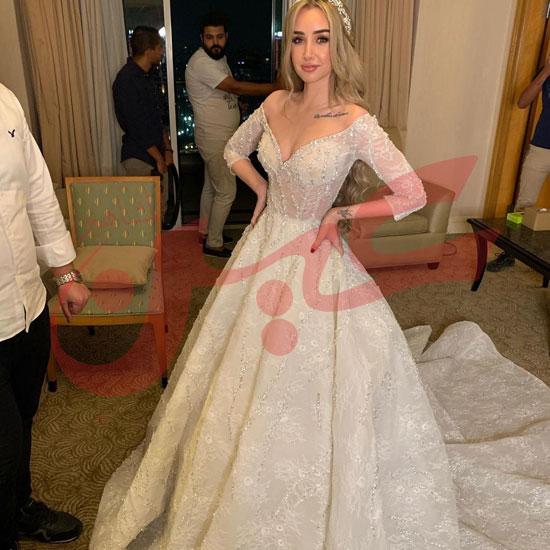 حفل زفاف أحمد فهمى وهنا الزاهد (3)