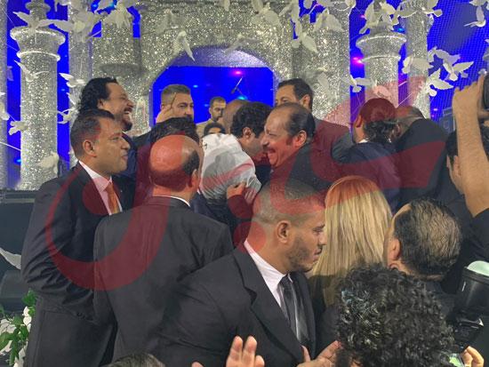 حفل زفاف أحمد فهمى وهنا الزاهد (32)