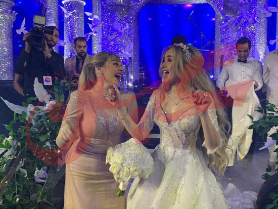 حفل زفاف أحمد فهمى وهنا الزاهد (47)