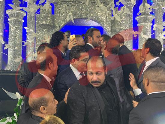 حفل زفاف أحمد فهمى وهنا الزاهد (44)