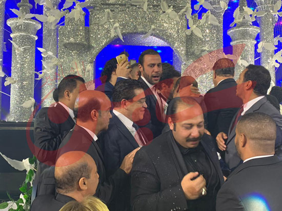 حفل زفاف أحمد فهمى وهنا الزاهد (50)