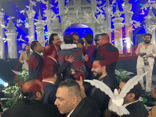 حفل زفاف أحمد فهمى وهنا الزاهد (45)