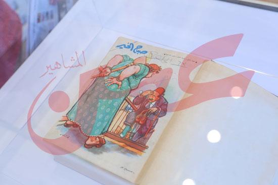 معرض احسان عبد القدوس بمهرجان الجونة تصوير كريم عبد العزيز تحرير علي الكشوطي ومحمد زكرياء (15)