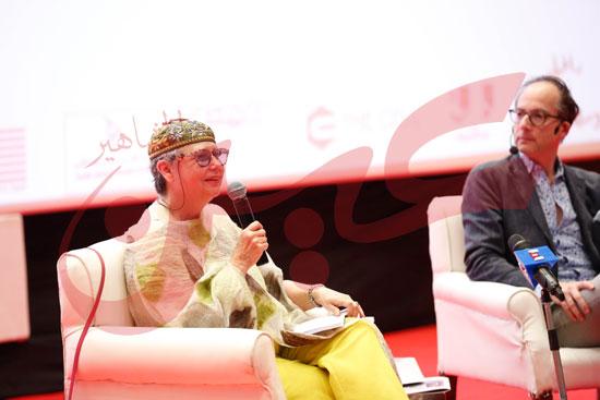 ندوة عن مناقشة ترميم الافلام تصوير كريم عبد العزيز تحرير محمد زكرياء (10)