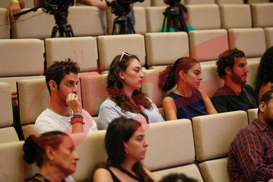 ندوة عن مناقشة ترميم الافلام تصوير كريم عبد العزيز تحرير محمد زكرياء (1)