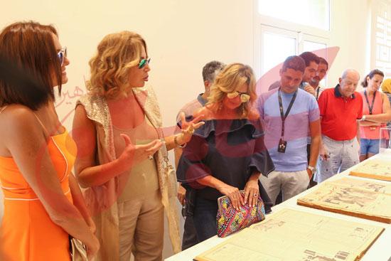 معرض احسان عبد القدوس بمهرجان الجونة تصوير كريم عبد العزيز تحرير علي الكشوطي ومحمد زكرياء (21)