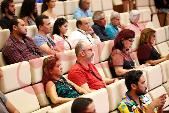 ندوة عن مناقشة ترميم الافلام تصوير كريم عبد العزيز تحرير محمد زكرياء (4)