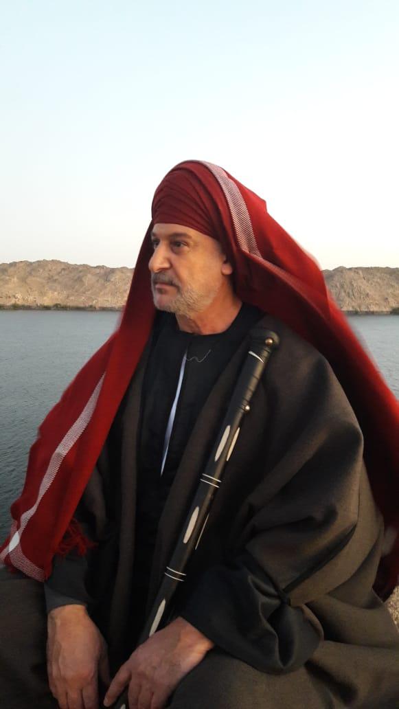 الفنان والمخرج عمر زهران
