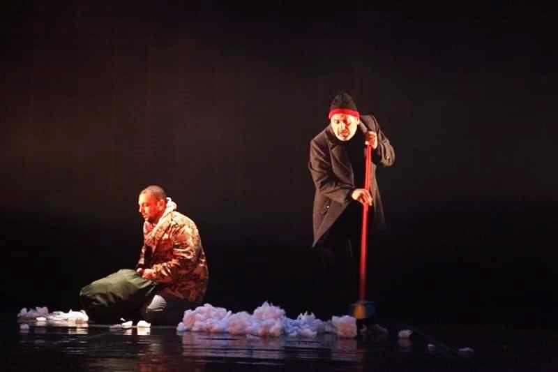 مهرجان المسرح العربى بالأردن (1)