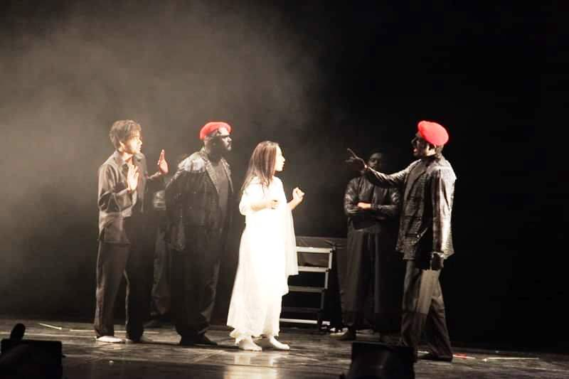 مهرجان المسرح العربى بالأردن (2)