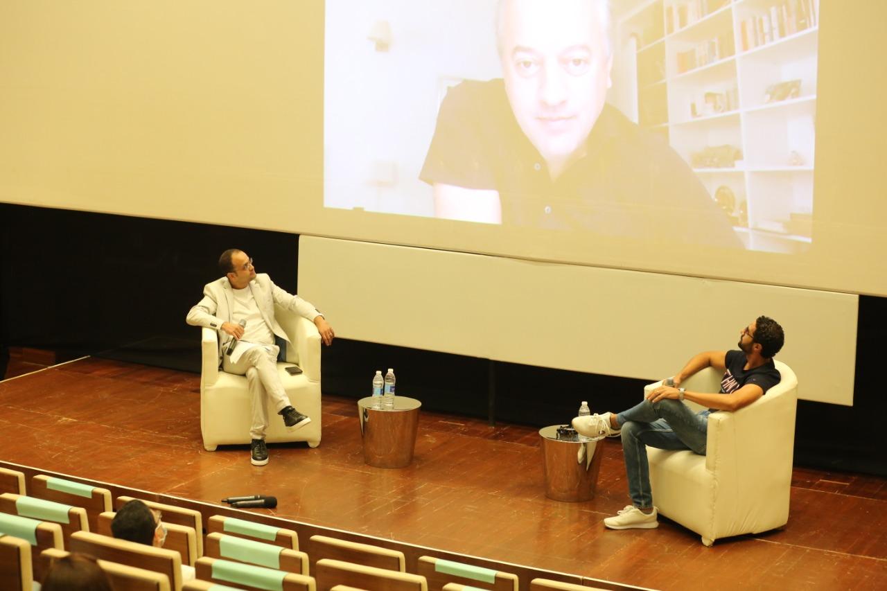 ندوة مع أحمد المرسي  (5)