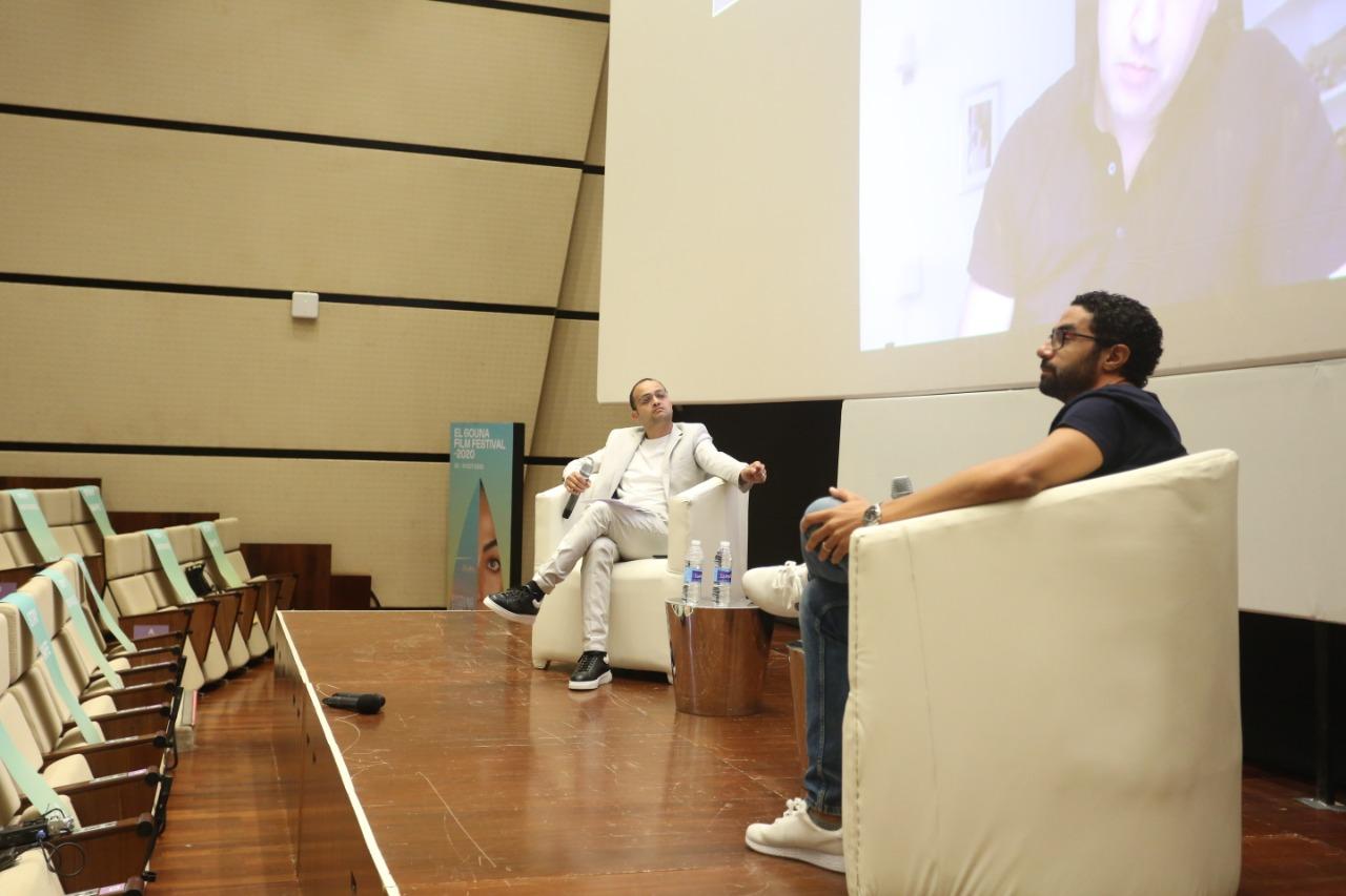 ندوة مع أحمد المرسي  (2)