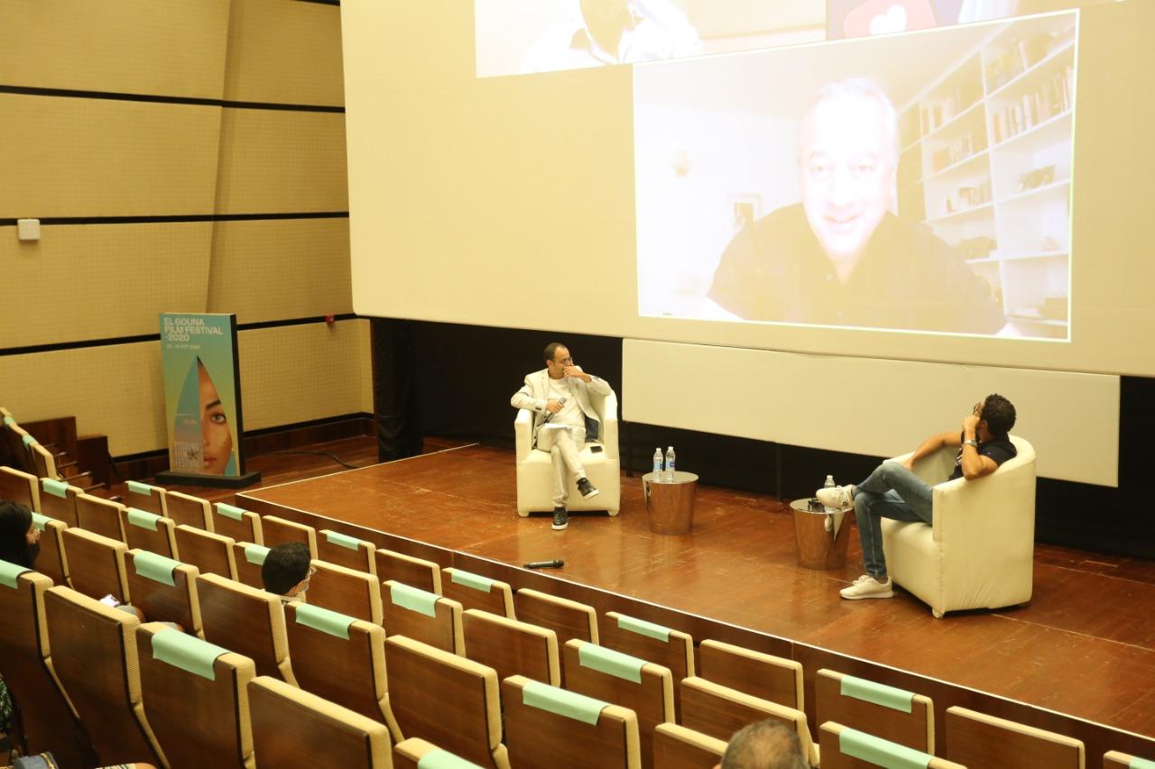 ندوة مع أحمد المرسي  (3)