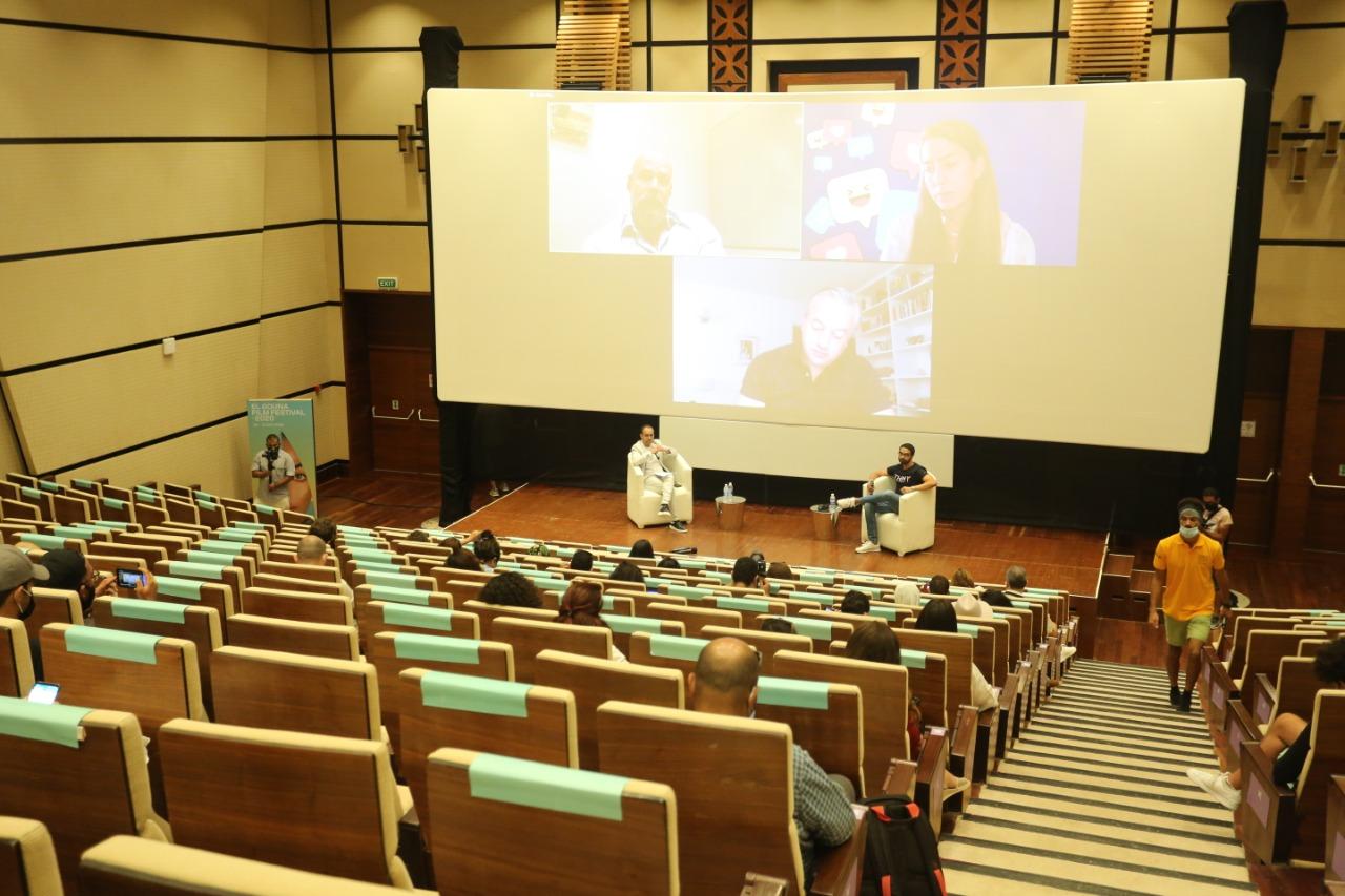 ندوة مع أحمد المرسي  (1)