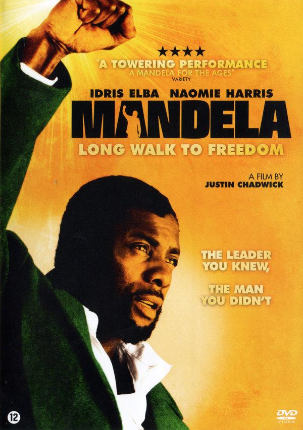 نجوم مثلو شخصية نيلسون مانديلا (9)