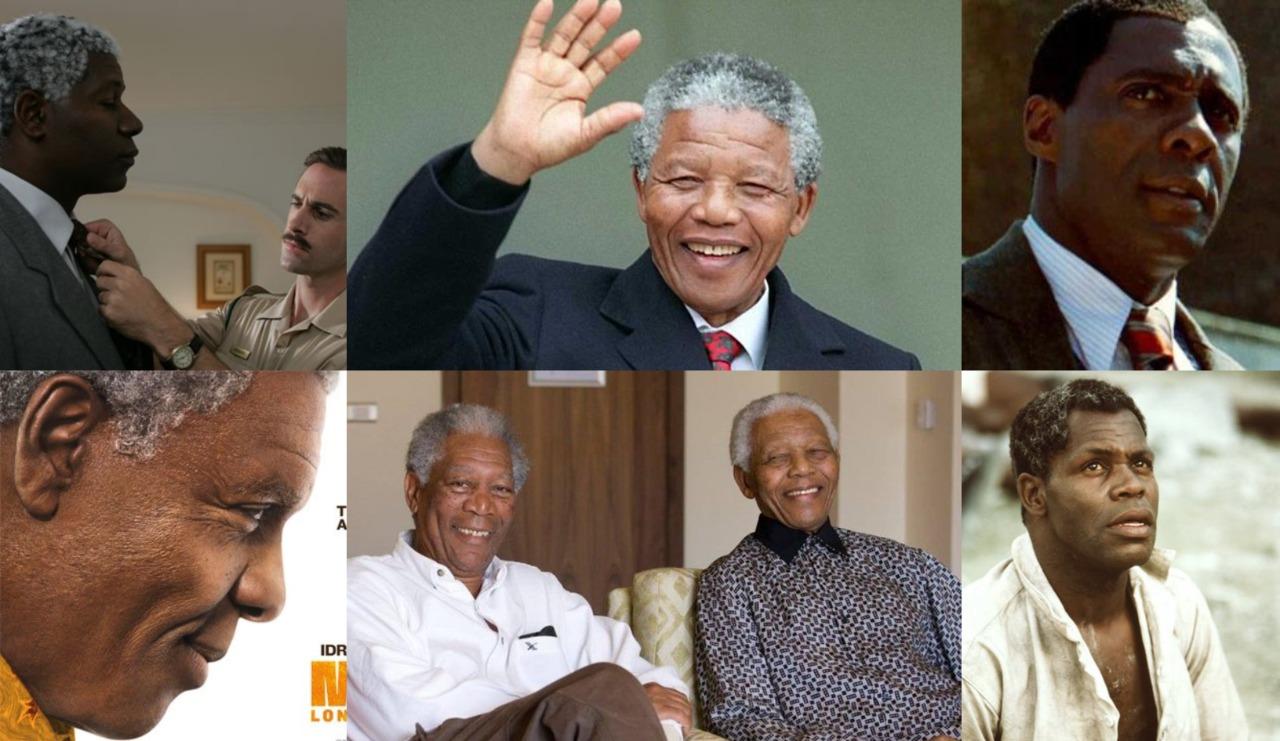 نجوم مثلو شخصية نيلسون مانديلا (1)