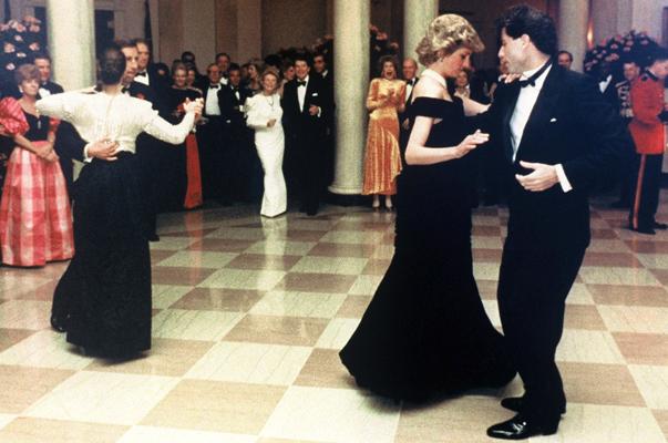 رقصة الاميرة و جون ترافولتا  (4)