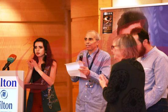 جوائز مهرجان الأقصر للسينما الأفريقية (23)