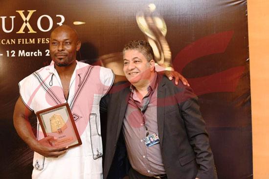 جوائز مهرجان الأقصر للسينما الأفريقية (19)