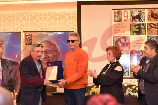 جوائز مهرجان الأقصر للسينما الأفريقية (14)