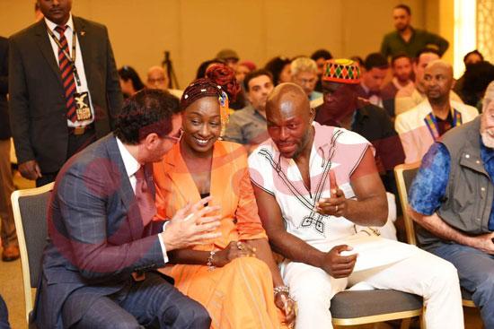 جوائز مهرجان الأقصر للسينما الأفريقية (20)