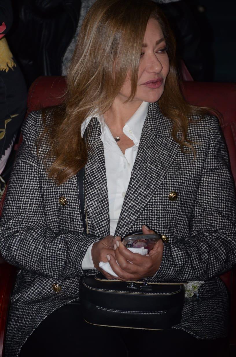 ليلي علوي ومايا مرسي (4)