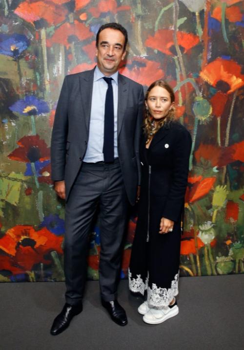 ماري كيت أولسن و أوليفيه ساركوزي (12)