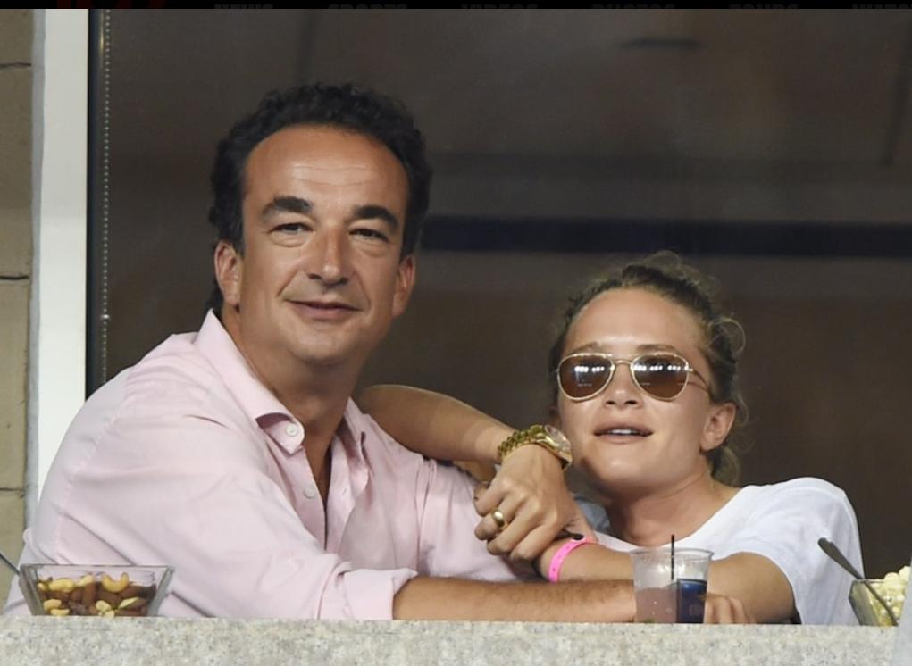 ماري كيت أولسن و أوليفيه ساركوزي (7)