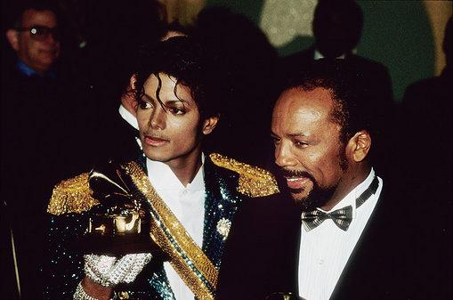 بحفل توزيع جوائز الجرامي عام 1984