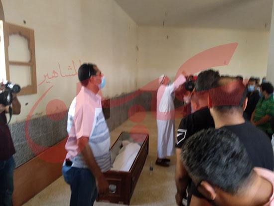 جنازة والدة حمادة هلال (21)