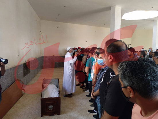 جنازة والدة حمادة هلال (27)