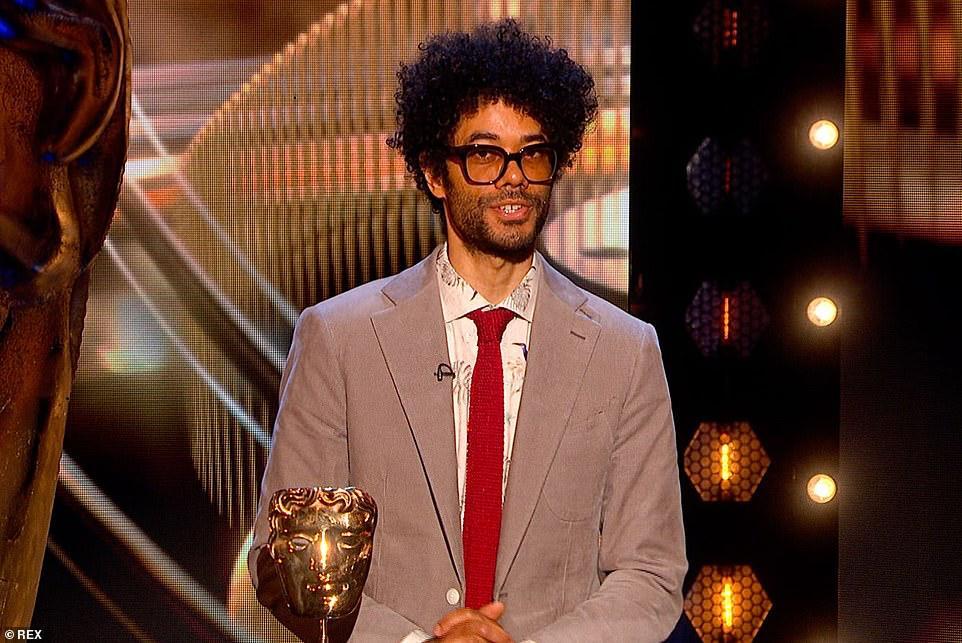 توزيع جوائز BAFTA  (10)