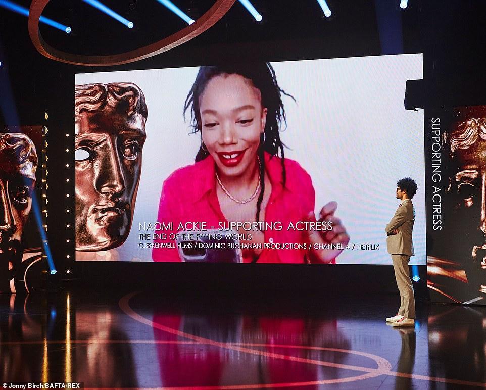 توزيع جوائز BAFTA  (8)