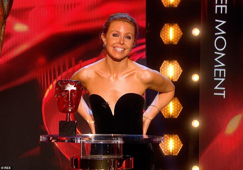 توزيع جوائز BAFTA  (12)