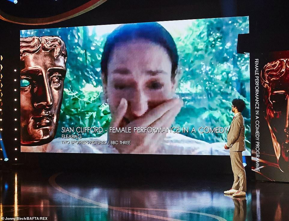 توزيع جوائز BAFTA  (7)