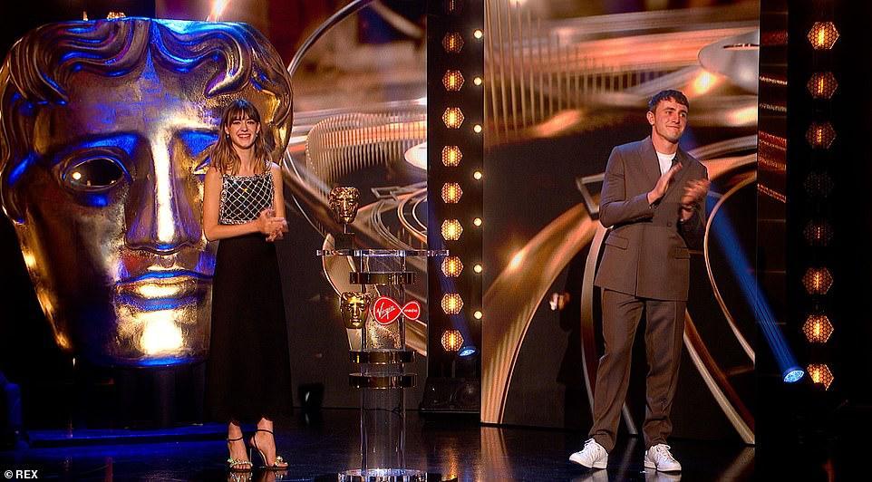توزيع جوائز BAFTA  (9)