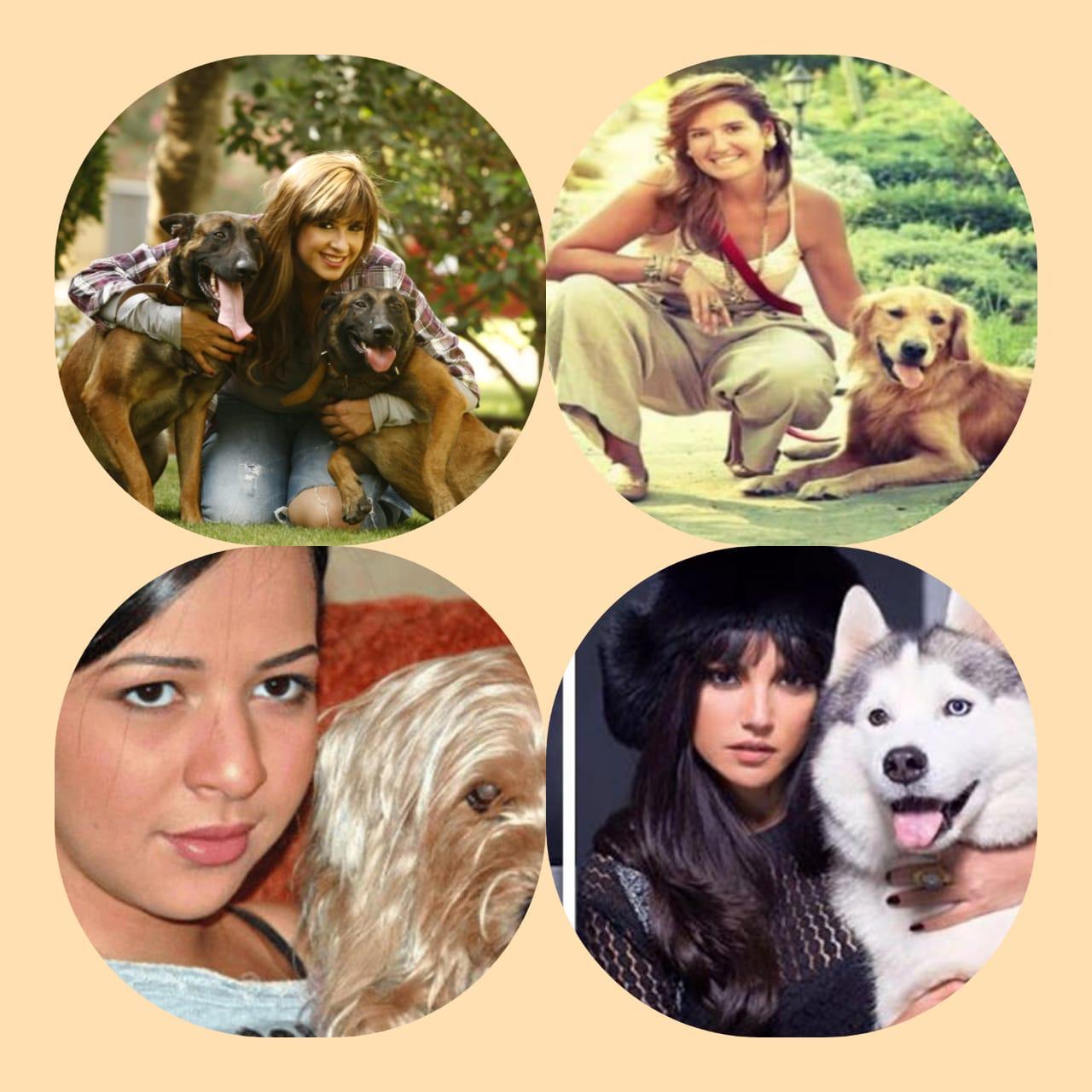 الفنانين وكلابهم (3)
