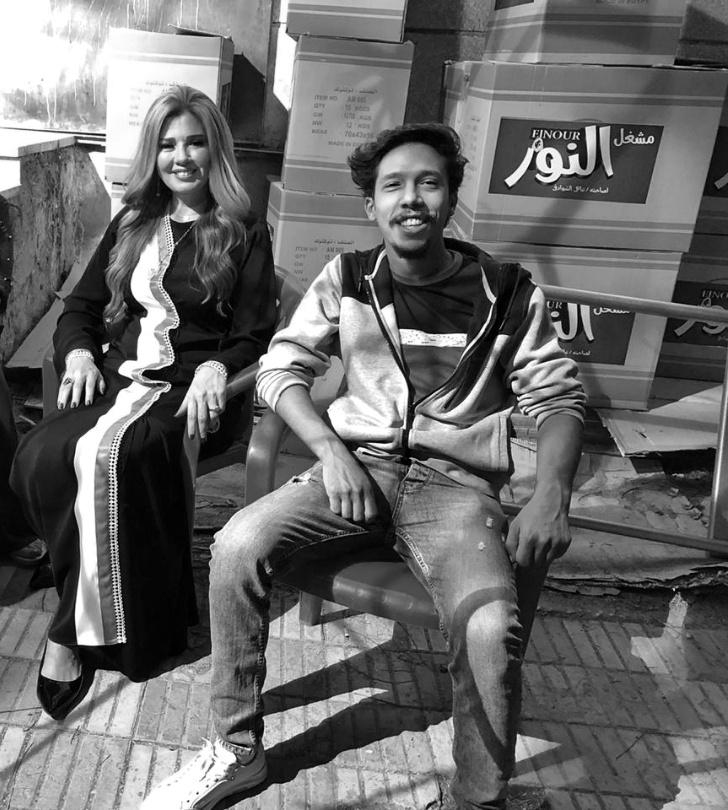 محمد كاسبر ورانيا فريد شوقى