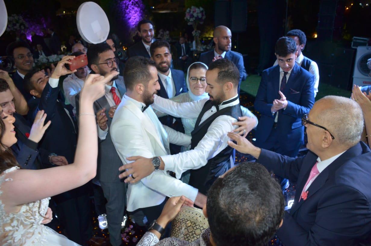 زفاف على محمود الشال وروان بسام عبد الرؤوف (35)