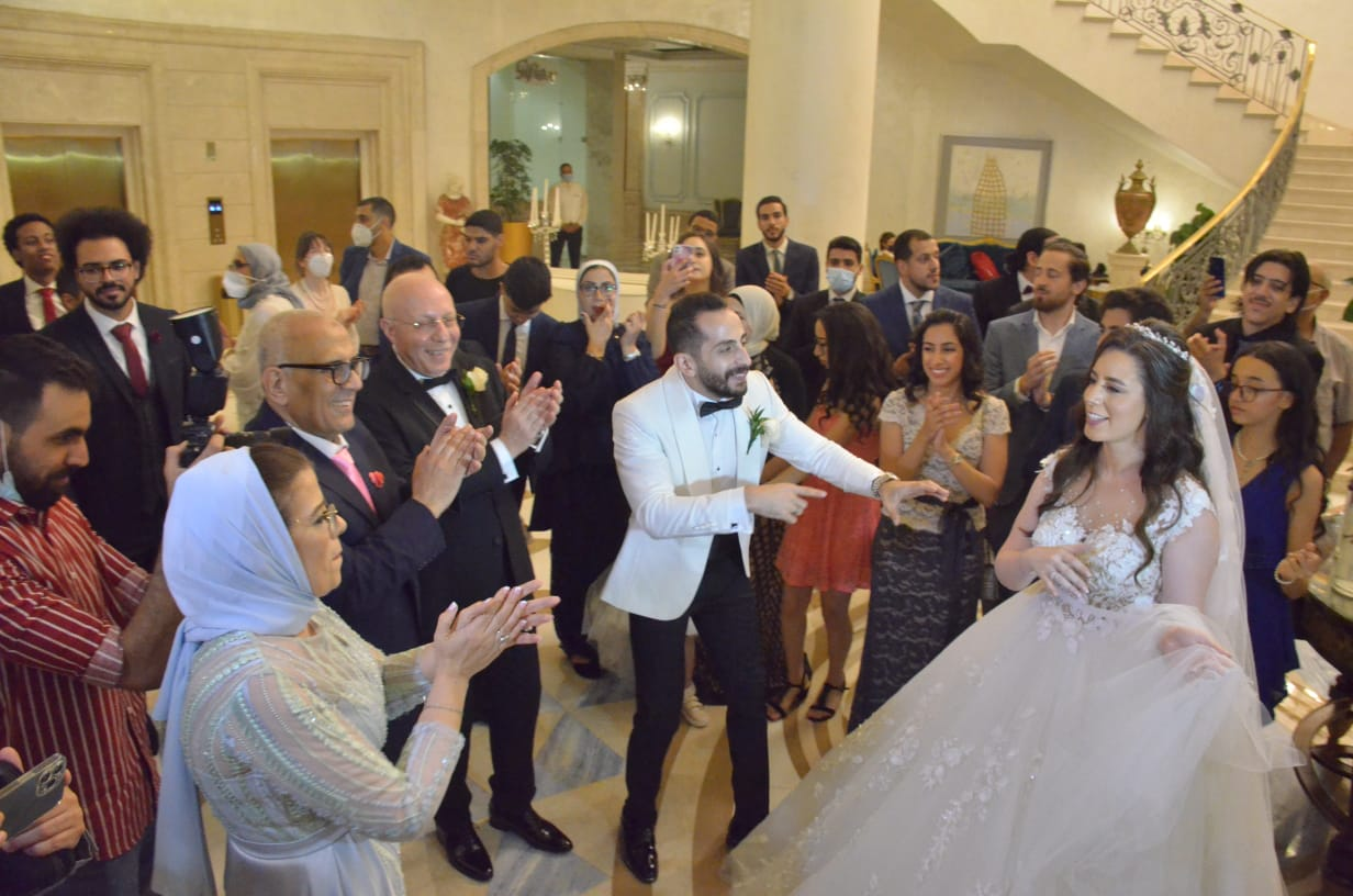 زفاف على محمود الشال وروان بسام عبد الرؤوف (20)