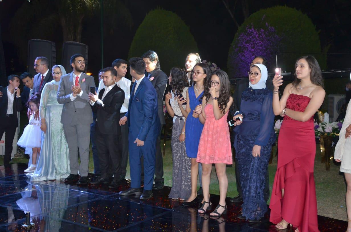 زفاف على محمود الشال وروان بسام عبد الرؤوف (37)