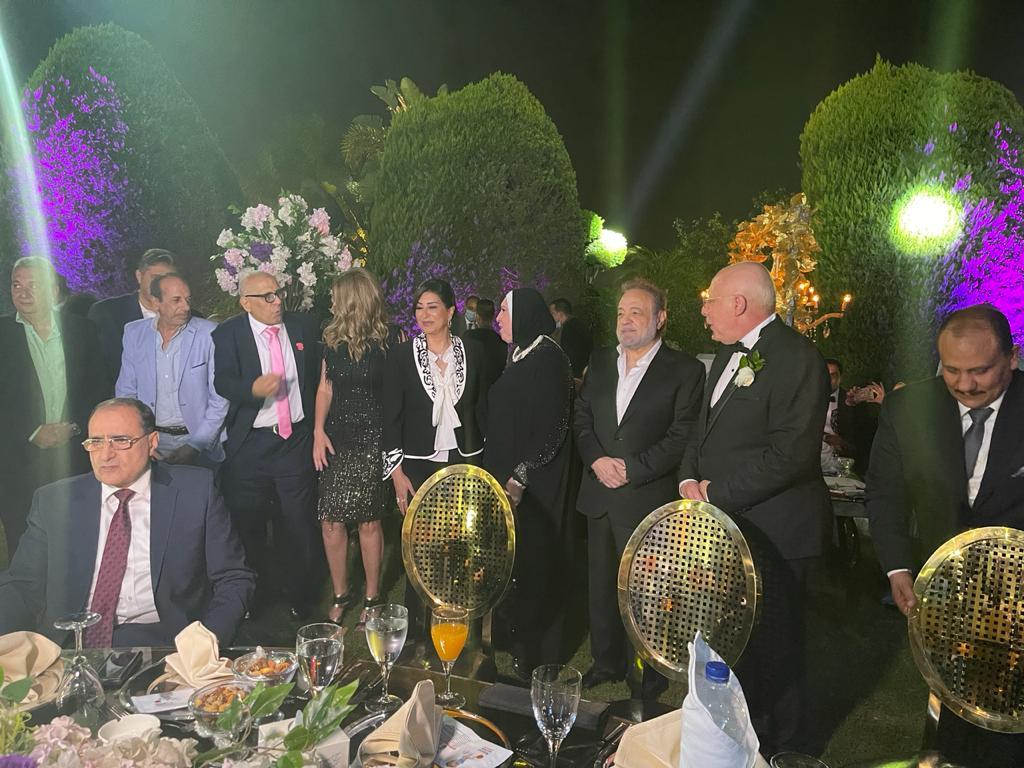 زفاف على محمود الشال وروان بسام عبد الرؤوف (9)