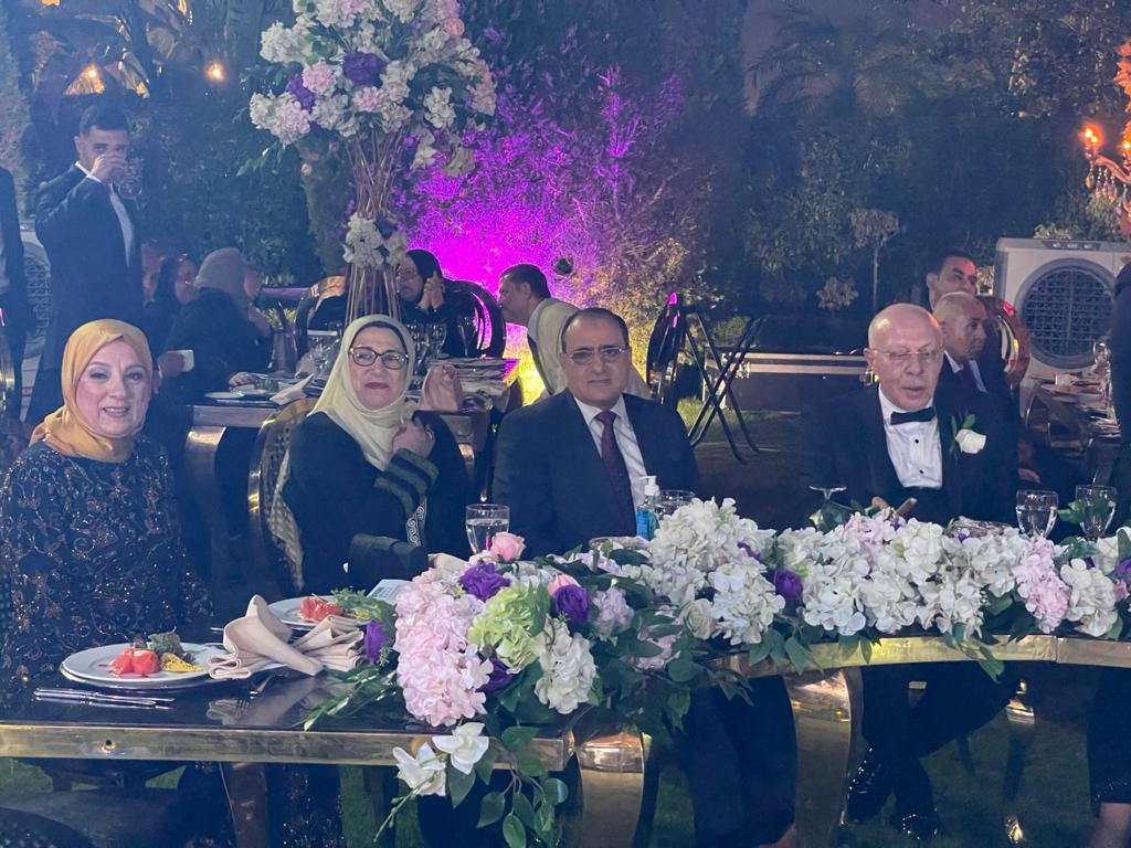 زفاف على محمود الشال وروان بسام عبد الرؤوف (13)