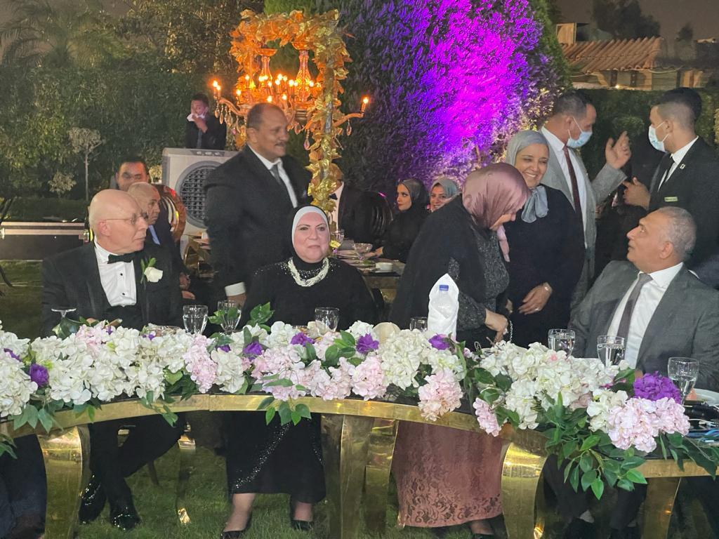 زفاف على محمود الشال وروان بسام عبد الرؤوف (2)