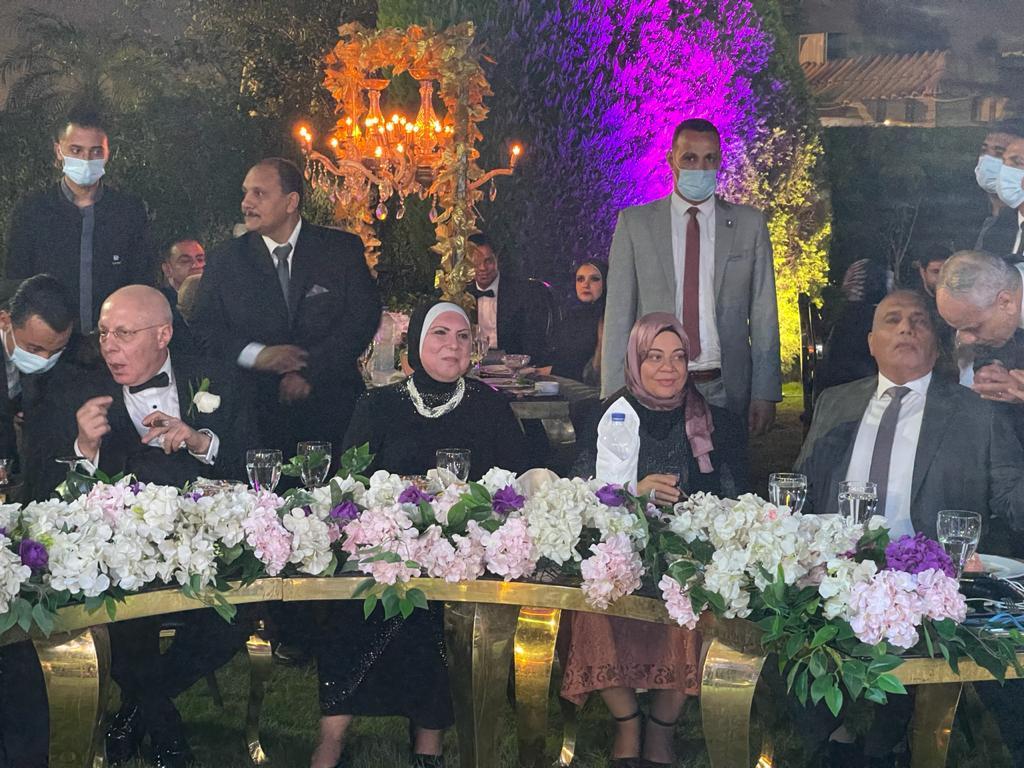 زفاف على محمود الشال وروان بسام عبد الرؤوف (1)