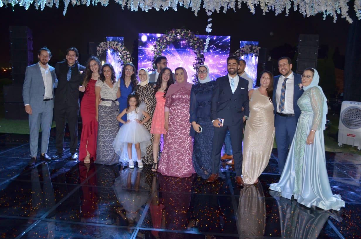 زفاف على محمود الشال وروان بسام عبد الرؤوف (21)