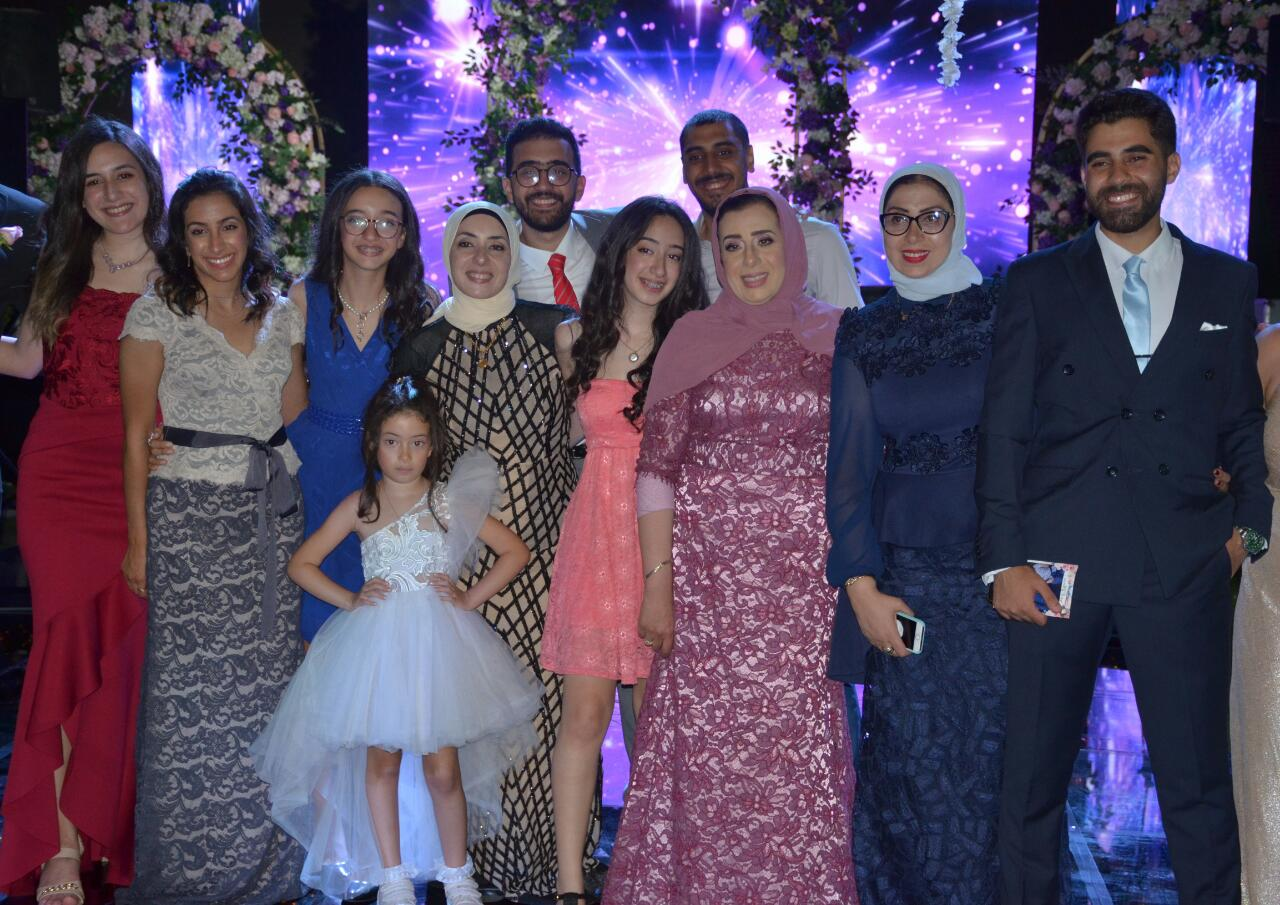 زفاف على محمود الشال وروان بسام عبد الرؤوف (25)