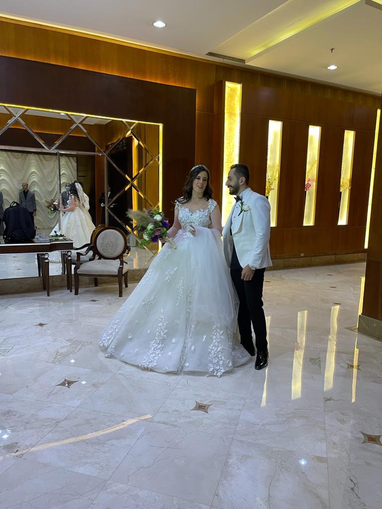 زفاف على محمود الشال وروان بسام عبد الرؤوف (15)