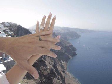 خاتم زفاف ميريام فارس